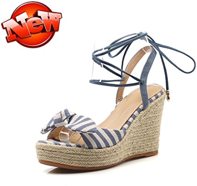 7afae3a41c10 QINGTAOSHOP Women women s shoes waterproof platform high-heeled sandals  sandals sandals fish mouth