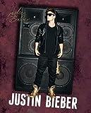 1art1 Justin Bieber - all Around The World, Autografa Mini Poster (50 x 40cm)