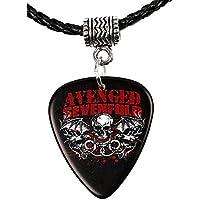 A7X Avenged Sevenfold Guitar Pick Plectrum Necklace