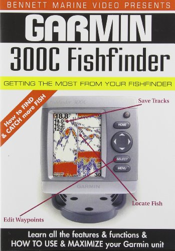 Garmin 300c Fishfinder [DVD] [Import] -