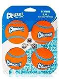 Chuckit! Tennis Ball Medium - 4 Stücke