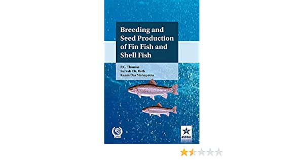 Buy Breeding and Seed Production of Fin Fish and Shell Fish