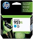 HP 951XL Cartouche d'encre d'origine Cyan