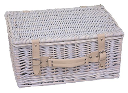 Red Hamper Provence 40cm Standard Empty Picnic Basket