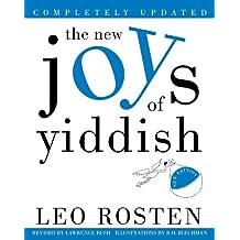 The New Joys of Yiddish: Completely Updated (English Edition)