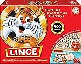 Educa Borrás- Lince Edición Familia con App, 400 Imágenes, (16146)