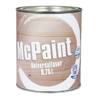 McPaint universale Holzlasur