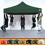 Gorilla Gazebo ® Pop Up 3x3m Heavy Duty Waterproof Commercial Grade Market Stall 4 Side Panels and Wheeled Carrybag… 23