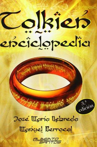 Descargar Libro Tolkien. Enciclopedia de José María Nebreda Sáinz-Pardo
