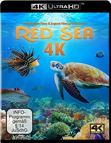 Red Sea - 4k Ultra HD Blu-ray