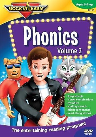 Rock N Learn: Phonics 2 [Import anglais]
