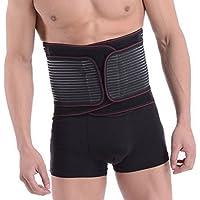Aivtalk Herren Taillengürtel Schutz Einstellbar Bauchweg Gürtel Männer Bauchband Gurt Streifen Shapewear Warm... preisvergleich bei billige-tabletten.eu