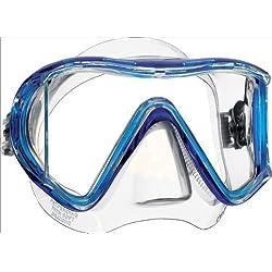 Mares i3Sunrise Masque de plongée trois verre Masque–411042-