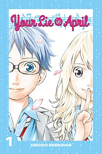 Your Lie In April 1 Cover Image