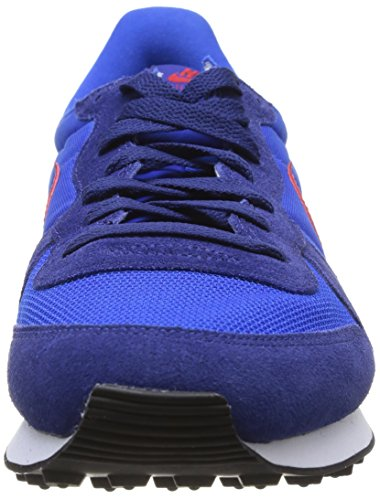 Nike Internationalist Scarpe sportive, Uomo Hyper Cobalt/Gym Red-DP RYL BL