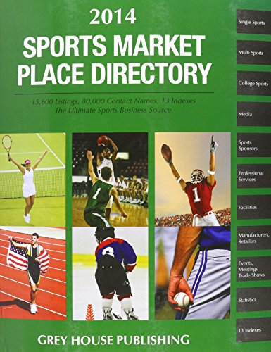 Sports Market Place Directory 2014