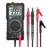 ESYNIC Digital Multimetro 9999 cuentas TRMS Auto Range Detector NCV DC Voltaje de CA Medidor de...