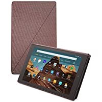 Fire HD 10 tablet case   Compatible with 9th generation tablet (2019 release), Plum