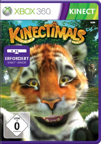 Kinectimals (Kinect erforderlich) (Video Spiele Kinect)