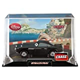 Disney Pixar Cars 2 Exclusive 1:43 Die Cast Car Stealth Finn McMissile 'Chase' - edición limitada