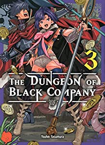 The Dungeon of Black Company Edition simple Tome 3