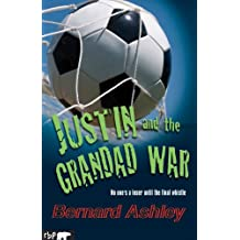 Justin and the Grandad War: Middle Bears - Reading with Confidence