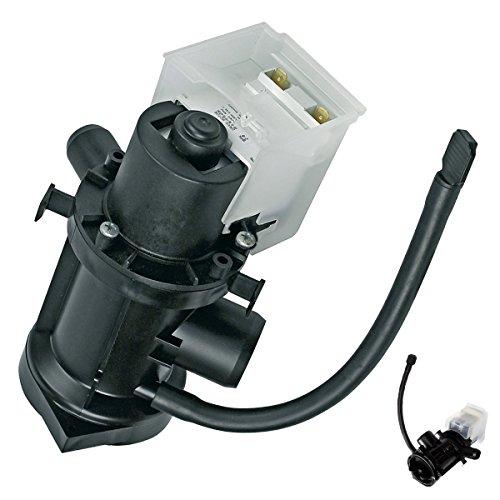 Pumpe Rohrreinigungs-Spirale mit Motor-Waschmaschine-LG-ref60119