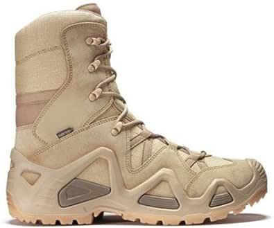 Lowa Zephyr GTX Hi TF Chaussures de cross unisexe - Beige - beige, 41.5 EU