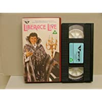 LIBERACE LIVE WITH THE LONDON PHILHARMONIC ORCHESTRA 1985