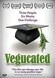 Vegucated UK DVD Region Free [UK Import]