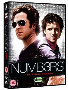 Numb3rs - Season 6 (The Final Season) [UK Import]