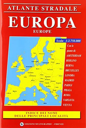 Atlante dell'Europa