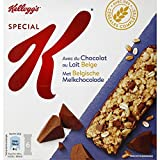 Spécial K - Barre De Pétales De Riz, Special K Chocolat Au Lait Melkchocolade - Les...