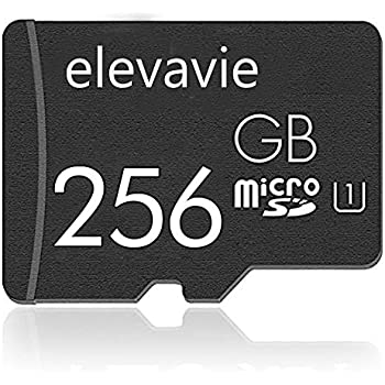 elevavie Tarjeta de Memoria 256GB Micro SD de Memory Card para Teléfono(256GB)
