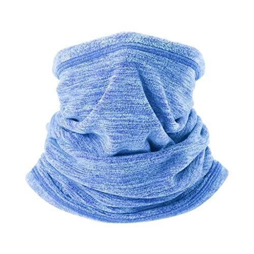 Arcweg Cache-Cou Tubulaire d hiver en Tissu Polaire Unisexe écharpe de Cou  Coupe d58fed5a25a