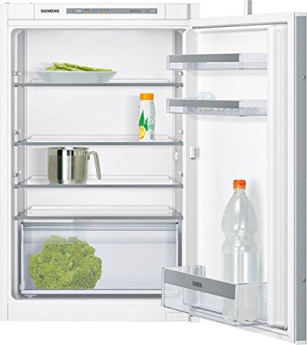 Siemens KI21RVS30 iQ300 Einbau-Kühlschrank / A++ / Kühlteil: 144 L / safetyGlass / Schlepptür