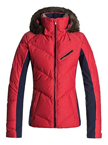 Roxy Snowstorm - Snow Jacket for Women - Snow Jacke - Frauen - M - Rot