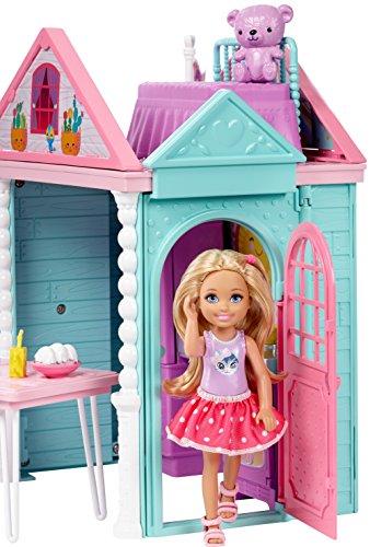casa di chelsea barbie  Barbie La Casa di Chelsea, DWJ50