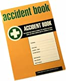 DDA HSE Compliant Business / Workplace Accident Injury Record Book