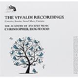 The Vivaldi Recordings: Concertos, Sonatas, Sacred Music, Cantonas (20 CD)