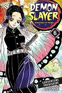 Demon Slayer - Les rôdeurs de la nuit Edition simple Tome 6