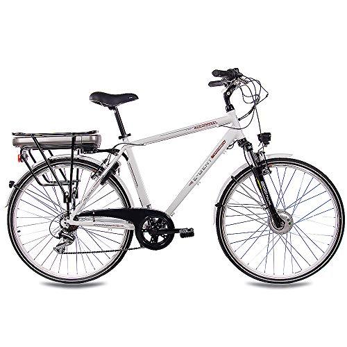 CHRISSON 28 Zoll E-Bike Trekking und City Bike für Herren Bild 2*