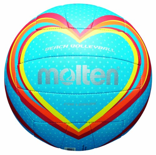 MOLTEN Volleyball - Balón voleibol exterior, color