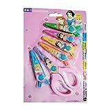 Aptitude 6 in Changeable Scissors for Craft (Multicolour)