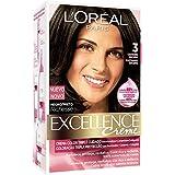 Coloración Excellence Crème Triple Protección 3 Castaño Oscuro de L'Oréal Paris