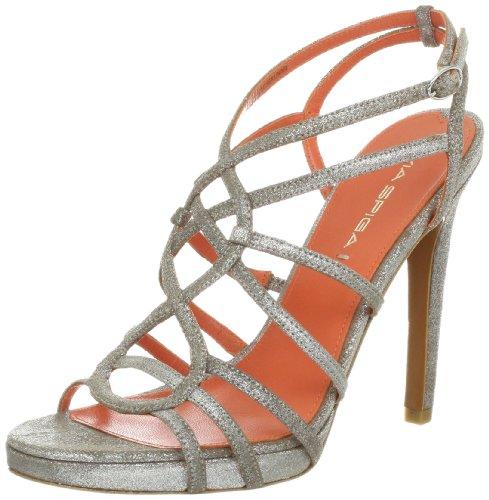 via-spiga-promise-scarpe-con-plateau-donna-argento-argento-40