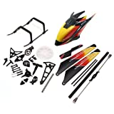 Rc Helicopter Accessories Bag Spare Part...