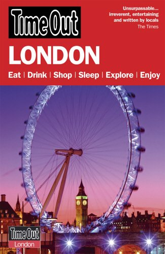 Time Out London 19th edition: The official travel guide to the London 2012 Olympic Games & Paralympic Games por Time Out Guides Ltd