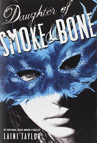 Book cover for Daughter of Smoke & Bone