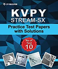 KVPY (SX) Practice Test Papers For Class-12 By Career Point Kota
